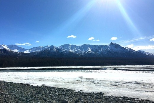 Move to Sutton Alaska