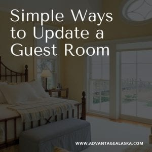 Easy Ways to Upgrade Your Guestroom for Holiday Guests